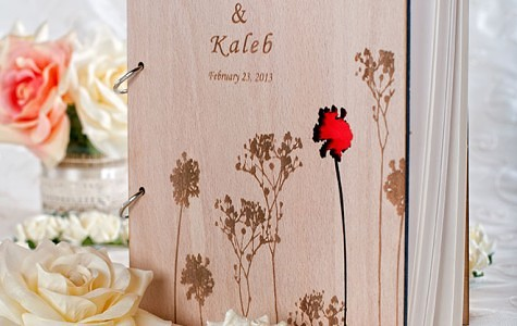 Personalised Guestbooks